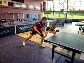Découverte de l'activité Tennis de table à la Fédération