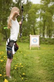 Sport de précision : le tir à l'arc, un sport qui aide au développement de la concentation