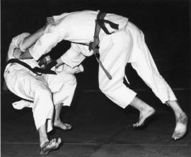 FSCF championnat fédéral de judo 1962