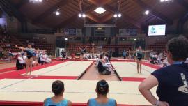 FSCF championnat fédéral féminin par équipe à Limoges
