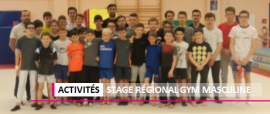 GM - Stage régional 2020