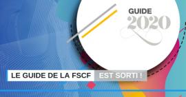 Le Guide de la FSCF est sorti !