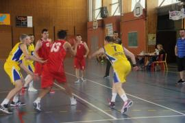 Finales nationale de Basket de Montmorot