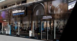 FSCF Woodbrass Stores Paris réouvent
