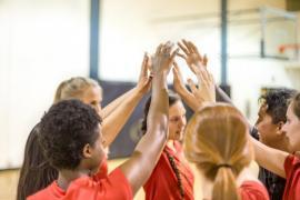La solidarité : témoignage de la Gymnastique club La Mulatière