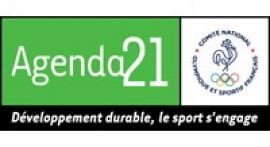 Label CNOSF Agenda 21 congrès nationale FSCF