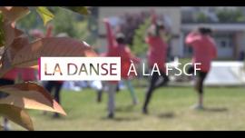 Nouvelle vidéo : La danse à la FSCF !