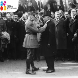 FSCF_Légion-honneur-de-Paul-Michaux-100-ans-déjà