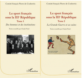 Comité Pierre de Coubertin : un nouvel ouvrage vient de sortir