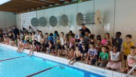 Beau succès de la 11ème Rencontre de natation