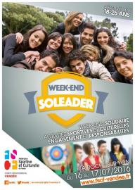 Lancez vous dans les Weekend SoLeader