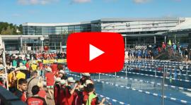 FSCF - Vivez le championnat national de natation en vidéo !