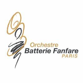 Logo Orchestre de Batterie Fanfare de Paris