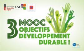 présentation MOOC objectifs développement durable