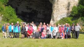 rencontres nationales de randonnées et activités pleine nature FSCF 2018