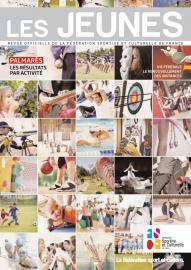 Page de couverture Journal Les Jeunes 2552