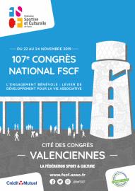 107e congrès fédéral FSCF
