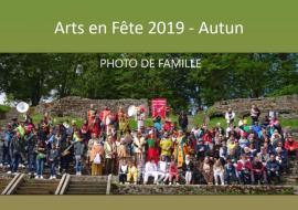 Arts en Fête Autun 2019