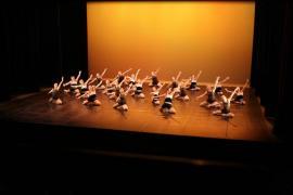 Scène de danse