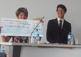 1er prix du Defi Territoire d'Initiative pour l'Eveil de l'Enfant