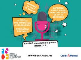 FSCF Le trophée 20 40 exprimez-vous !