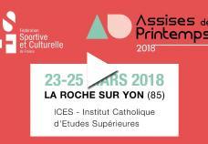 Assises de Printemps FSCF 2018 - La Roche sur Yon (Vendée)