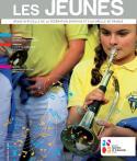 page de couverture Les Jeunes 2555