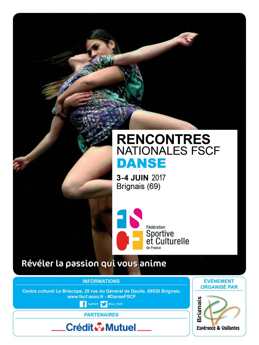 Rencontres nationales de danse 2016