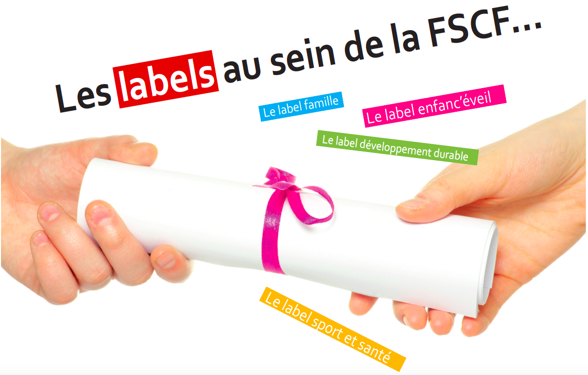 Les labels à la FSCF