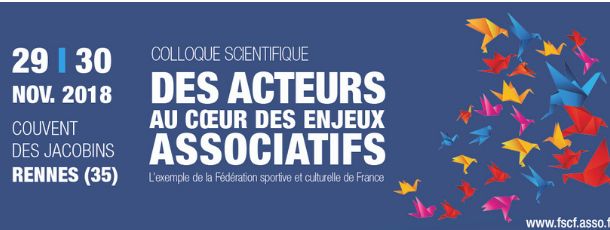 FSCF colloque scientique