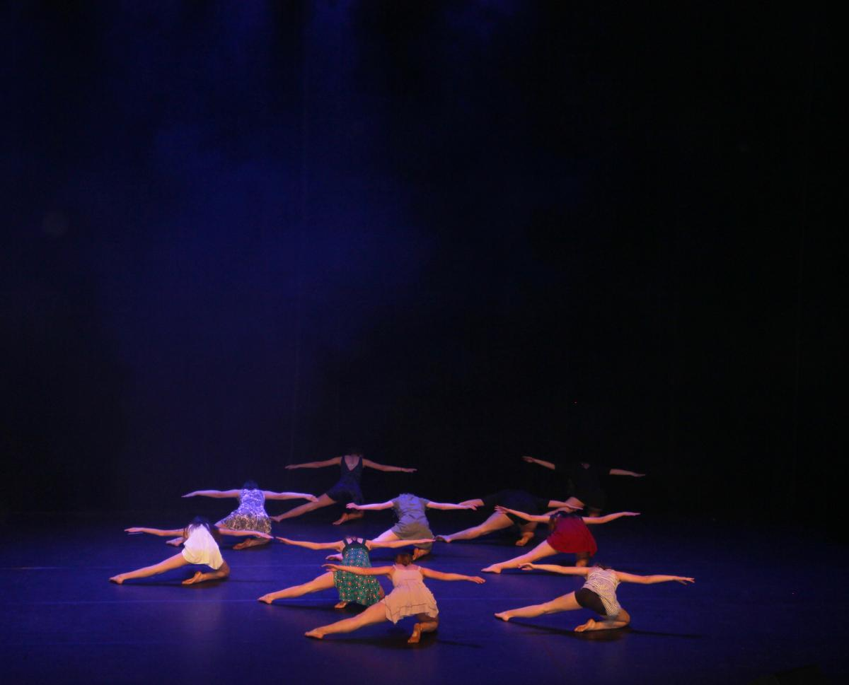 Rencontres nationales de danse 2018
